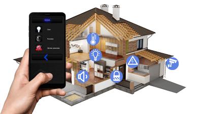 اتوماسیون ساختمان (هوشمند سازی ساختمان) یا خانه هوشمند)
