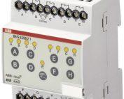 دستگاه ورودی باینری KNX، هوشمند سازی ساختمان