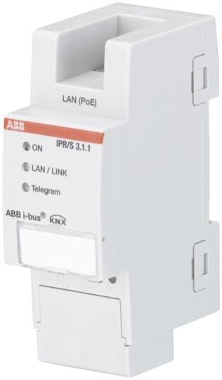روتر IP Router در KNX