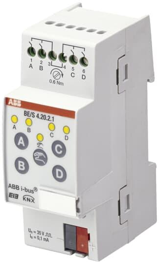 ماژول ورودی دیجیتال (باینری) KNX ، هوشمند سازی ساختمان
