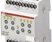 ماژول ورودی دیجیتال8 (باینری) KNX ، هوشمند سازی ساختمان