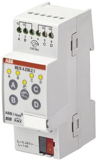ورودی دیجیتال4(باینری) KNX ، هوشمند سازی ساختمان