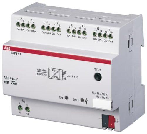 کنترل روشنایی DALI 2