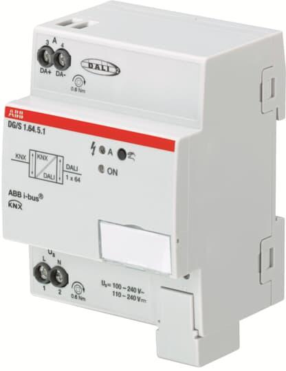 کنترل روشنایی DALI 3