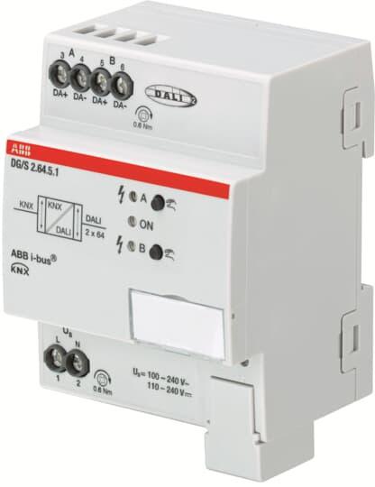 کنترل روشنایی DALI 4