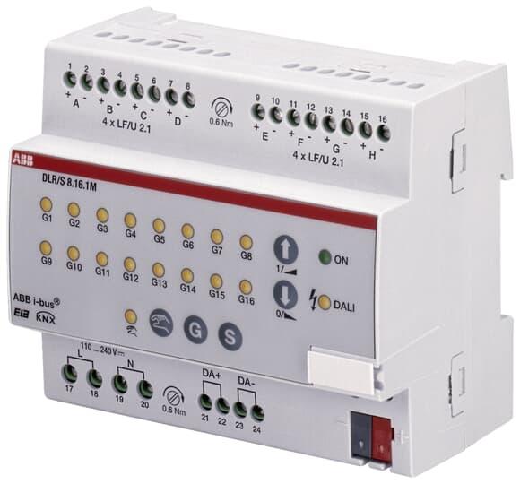 کنترل روشنایی DALI 5