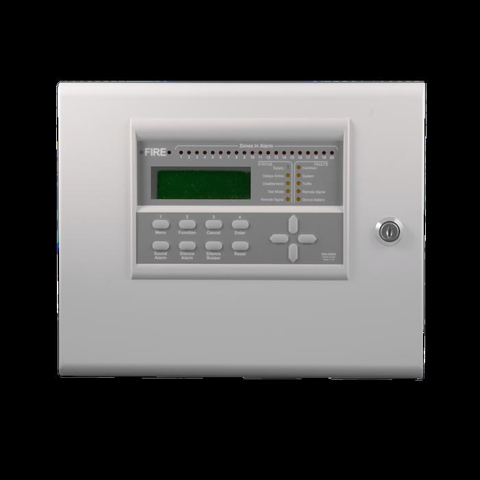 کنترل پنل مرکزی سیستم اعلام حریق