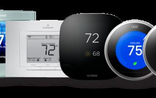 روش های کنترل ترموستات برای کنترل سیستم سرمایش و گرمایش
