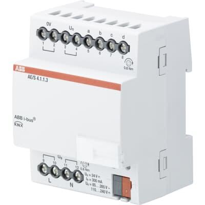 ماژول ورودی KNX و knx binary inputs