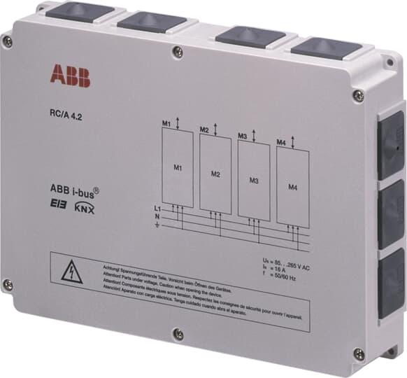 کنترلر اتاق هوشمند سازی ساختمان room controller knx