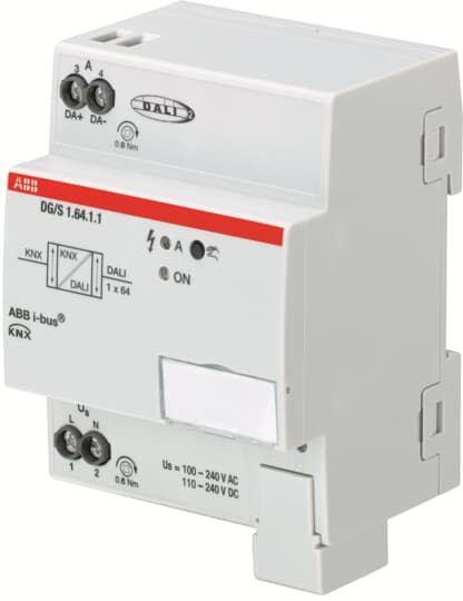 کنترل روشنایی DALI