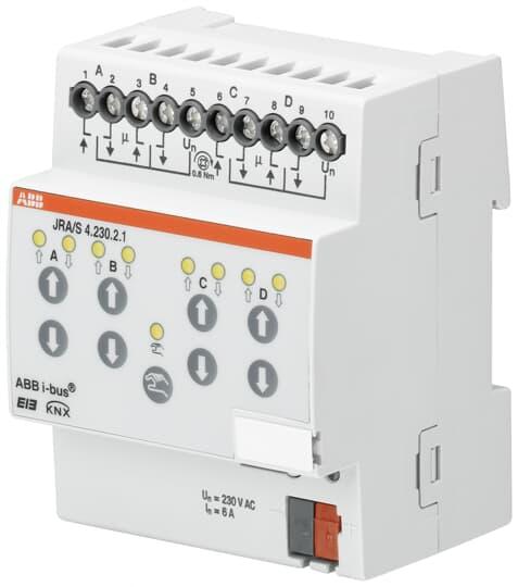ماژول کنترل سایه ABB چهارحالته