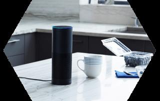 کنترل خانه هوشمند با فرامین صوتی