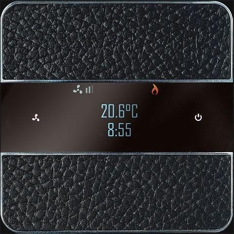 صفحه کلید هوشمند KNX با لمس خازنی