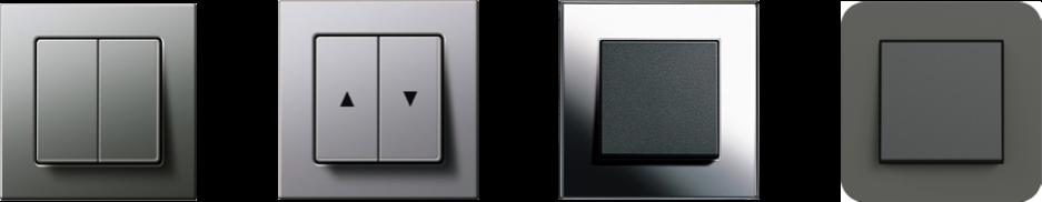 صفحه کلید هوشمند GIRA BASIC KNX