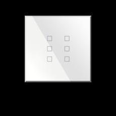 کلید هوشمند شیشه کریستالی BX KNX