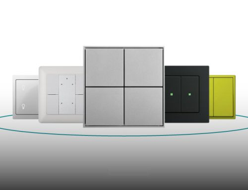 Types Of KNX Buttons