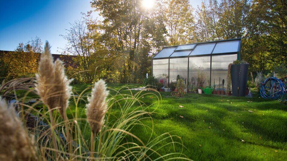 باغ هوشمند هوشمند سازی باغچه
