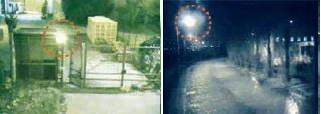حالت تصویر روز و شب دوربین مداربسته
