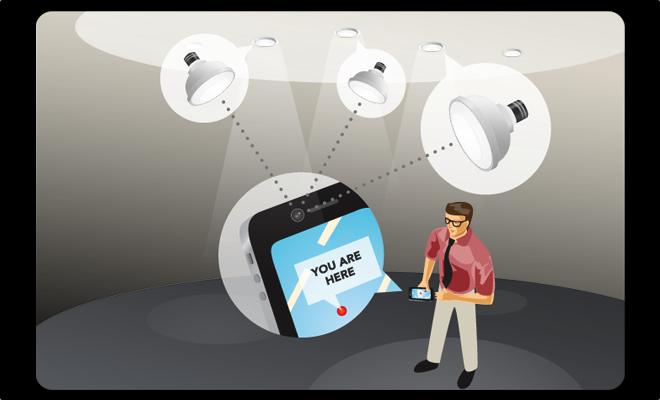 سیستم روشنایی هوشمند توسط GPS