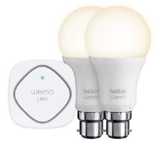 سیستم روشنایی هوشمند Belkin WeMo