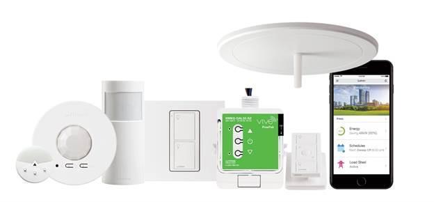 سیستم روشنایی هوشمند Lutron