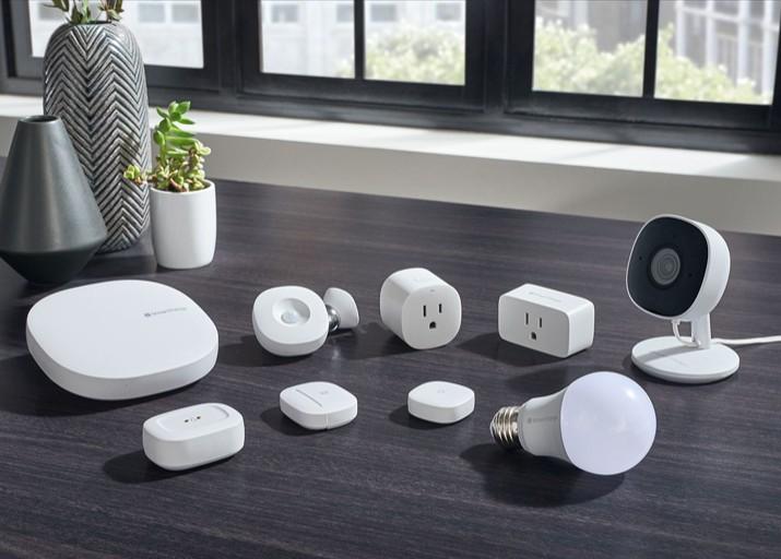 سیستم روشنایی هوشمند Samsung Smartthings