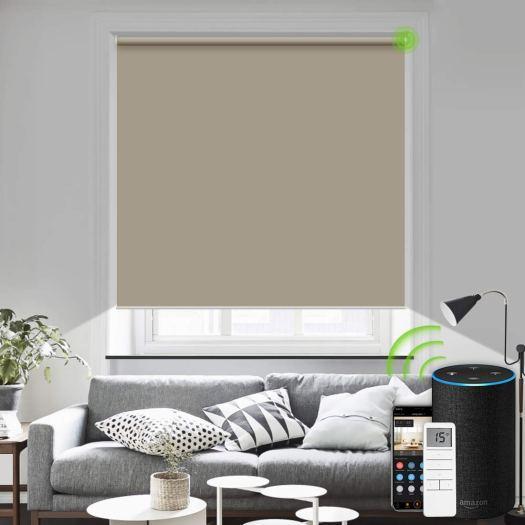 پرده هوشمند خانه هوشمند 1
