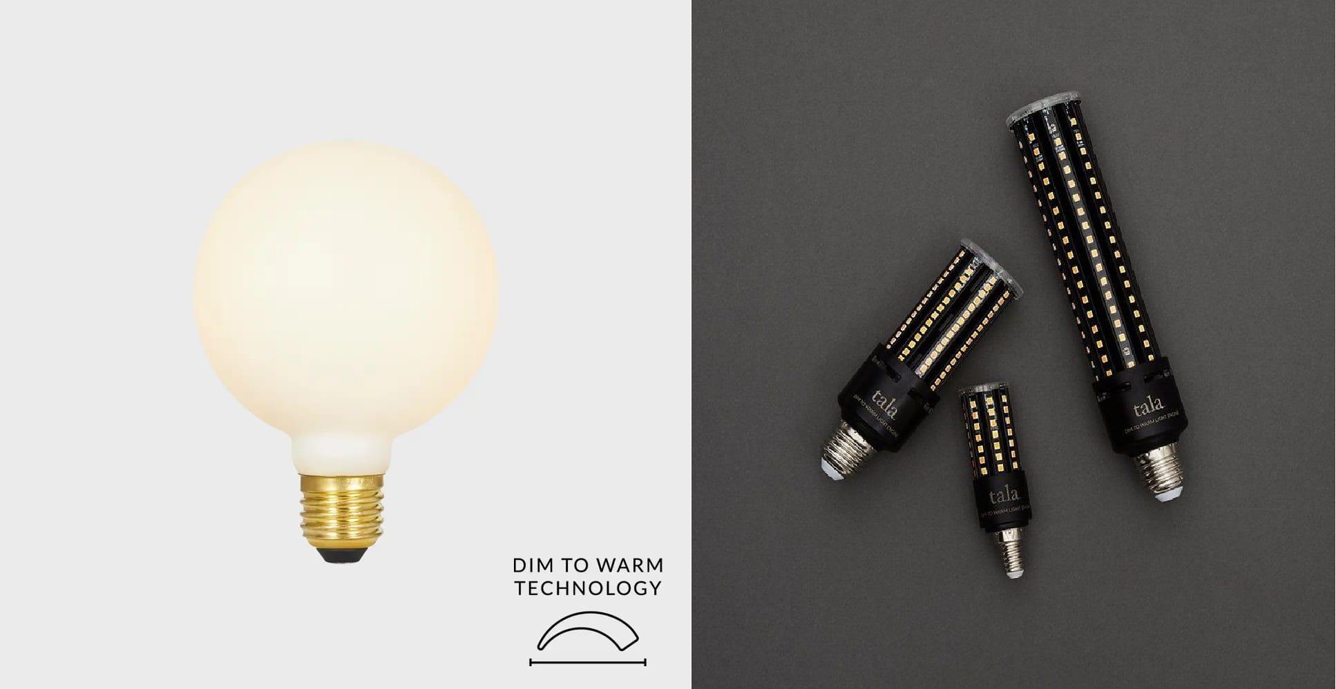روشنایی هوشمند دیم تو وارم