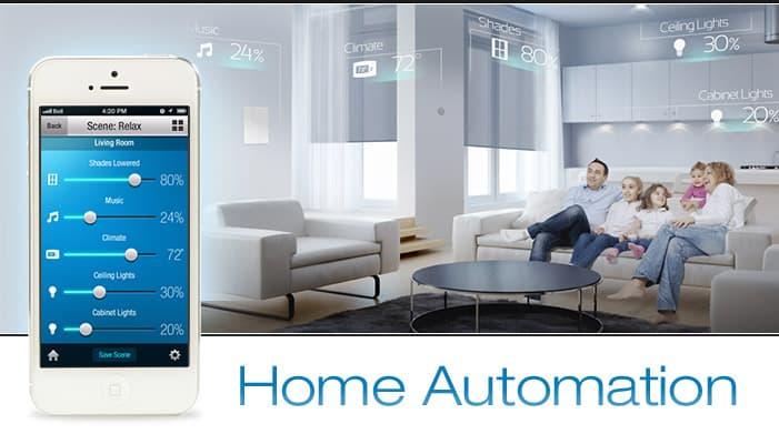 هوشمند سازی خانه ، اتوماسیون ساختمان ، اتوماسیون خانه